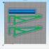 Spool Holder for Filament Shelves image