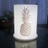 Pineapple Lithophane Lamp image