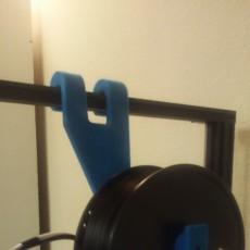nurd shelf spool holder