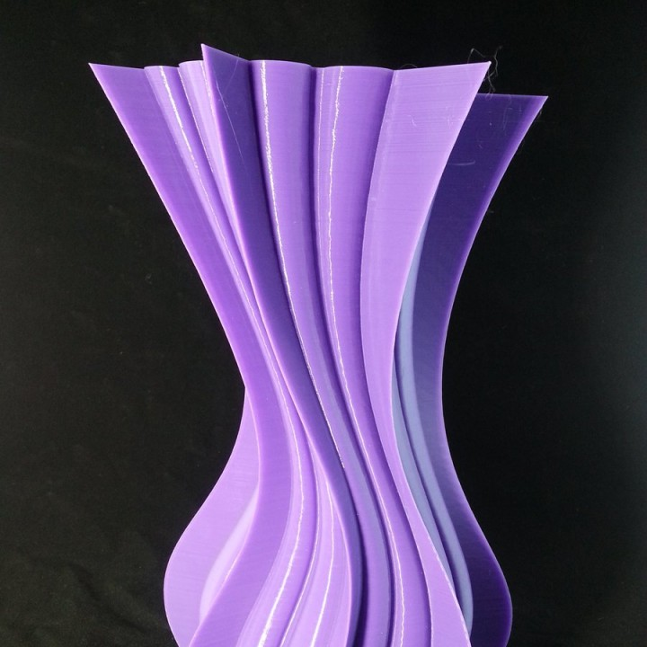 3d Printable Bulb Vase Trio By Chris Bobo