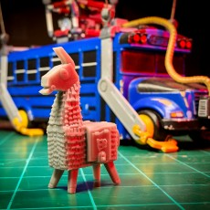 Picture of print of Fortnite Llama
