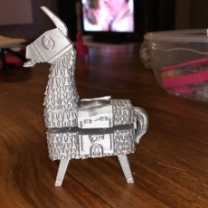 Picture of print of Fortnite Llama