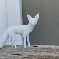 Picture of print of Simple Fox (Totemic)
