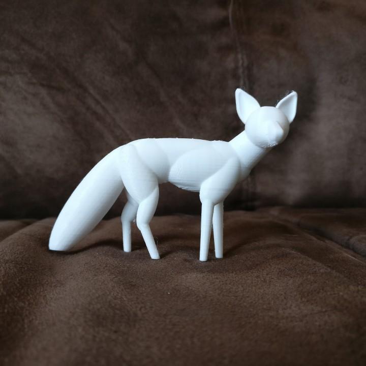 Simple Fox (Totemic)
