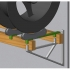 Spool holder for the 3D Printing Nerd contest image