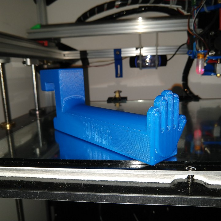 3DPN easy clip-on high five spool holder