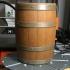 Wooden Barrel Model Kit image