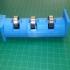Spool holder for the 3D Printing Nerd challenge image