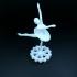 Spinning Ballerina CR-10 Extruder Knob image