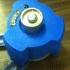 Locking Tape Dispenser Spool (Tape Gun Replacement Spool) image