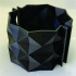 GEOMETRIC CONCRETE POT MOLD image