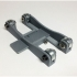 Adjustable Width Spool Roller image