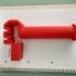 spool holder for 3d printing nerd image
