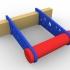 spool holder for JOEL's the 3DPN fillamnet spools image