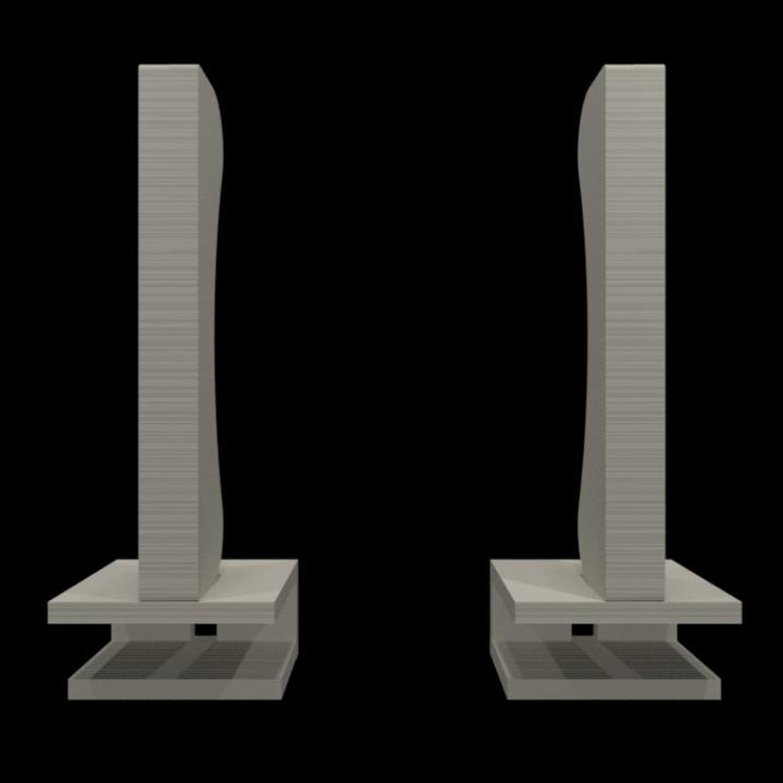 filament holder/ roller