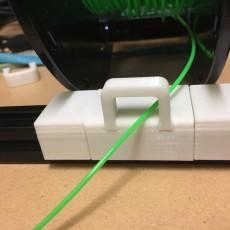 Modular, practical, simple spool rack holder for 3dprintingnerd