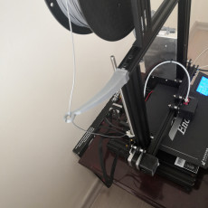 Picture of print of Ender 3 Filament Guide