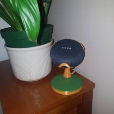 Picture of print of Google Home Mini Desktop Stand