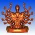 BUDDHA - Wat Plai Laem Temple image