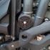 Triumph Tiger 800 Swingarm pivot cover image
