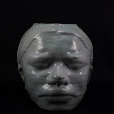 Picture of print of Laplander Death Mask 这个打印已上传 Caroline Kerr