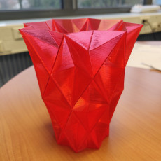Picture of print of Pointy Vase (for Vase Mode)