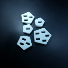 Picture of print of Game Tokens This print has been uploaded by Li WEI Bing