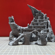 Picture of print of Fortress of the Crescent