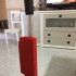 Mobile phone holder for crutch V01 image