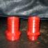 Garden Hose to Pool Hose Coupler for DIY Heater image