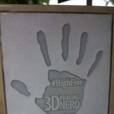 3D Printing Nerd Lamp