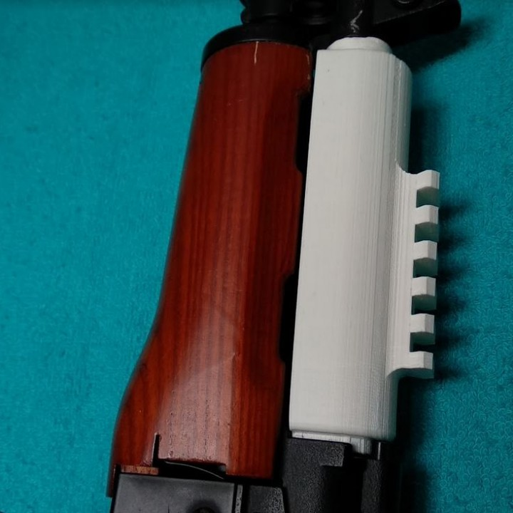 Upper handguard with rails for CM.045 (AKS-74U)