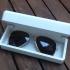 sunglasses box / boite à lunettes image