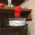 Spool holder for cr-10 & 3DPrintingNerd Shelves image
