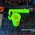Roller Spool Holder - Parametric image