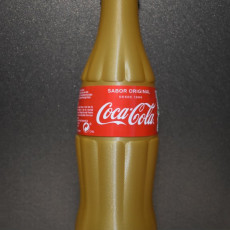 Picture of print of Cola Bottle