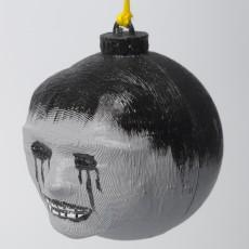 Halloween Bauble