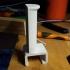 Simple spool holder for 3D printing nerd image