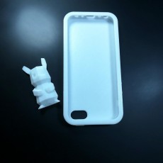 Picture of print of 3D Pikachu iphone 5 Case
