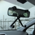 GPS rear-view mirror support image