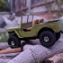 Jeep Willys 1:24th scale image