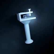 Picture of print of MeIsJohn's 3DPN Spool Holder