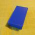 Kiste mit Deckel und 4mm Loch print image