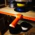 Multifunctional spool holder - print in place bearings image