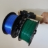 Filament Spool Holder 'Dual' (3D Printing Nerd) UPDATED: FINAL VERSION (V3) image
