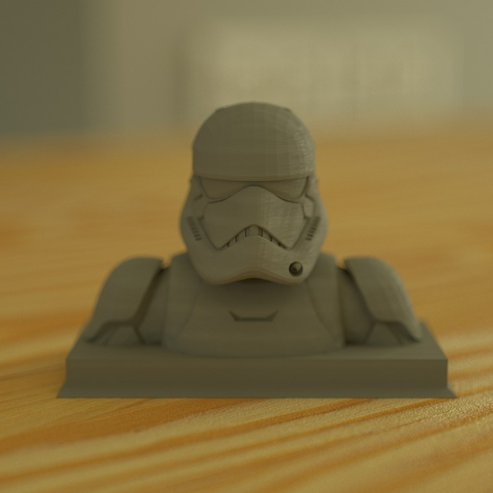 Storm Trooper (New) Bust