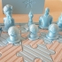 Frozen chess image