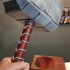 Thor Hammer 1:1 Scale print image
