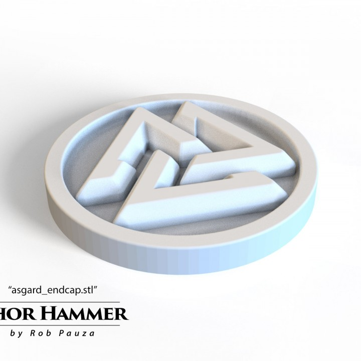 Thor Hammer 1:1 Scale