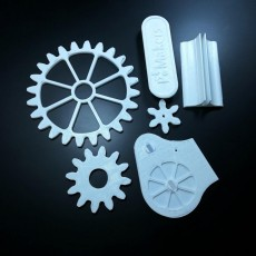Picture of print of PTMakers Mechanical Trophy